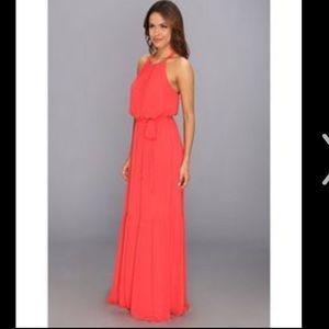 Jessica Simpson Lace Back Maxi Dress